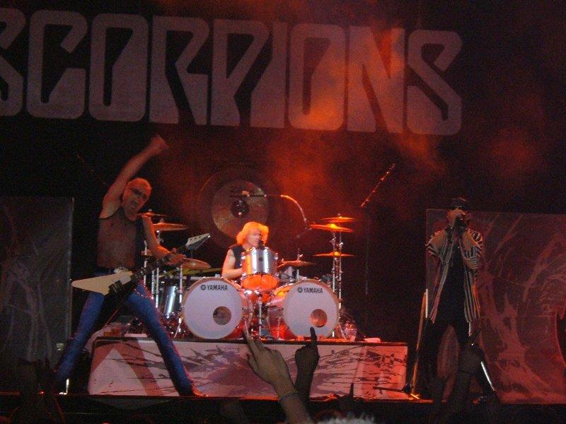 Foto de Scorpions  número 4036