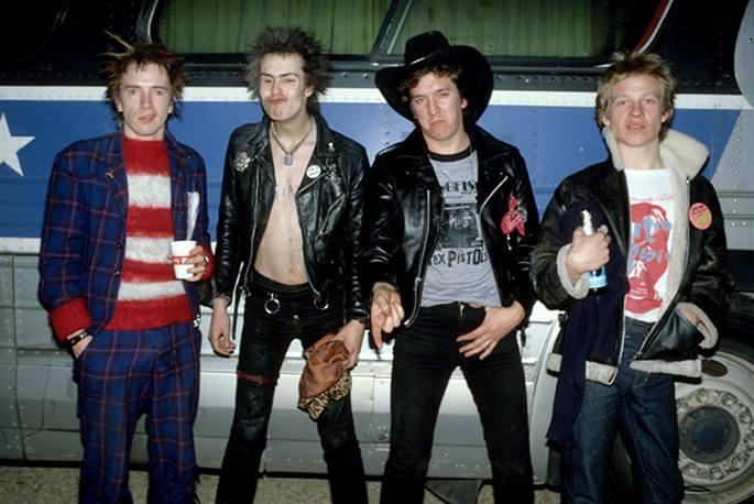 Foto de Sex Pistols  número 50371