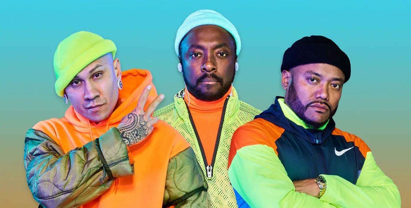 Foto de The Black Eyed Peas  número 92171