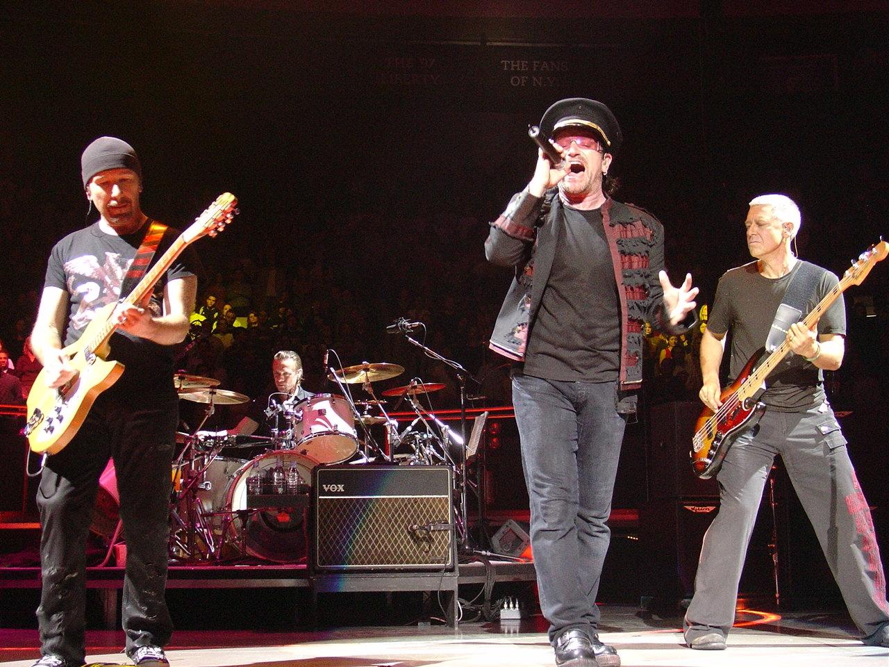 Foto de U2  número 44025