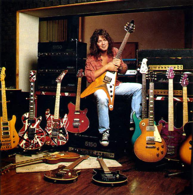 Foto de Van Halen  número 24256