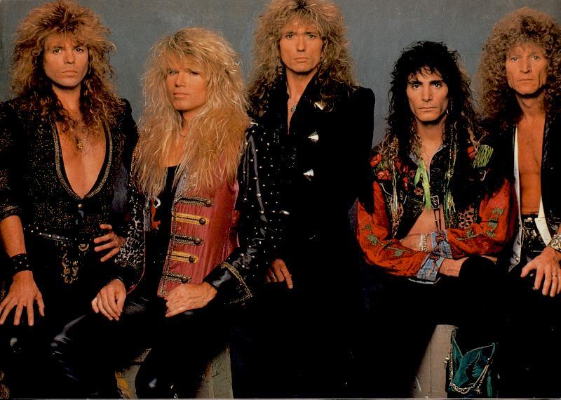 Foto de Whitesnake  número 52482