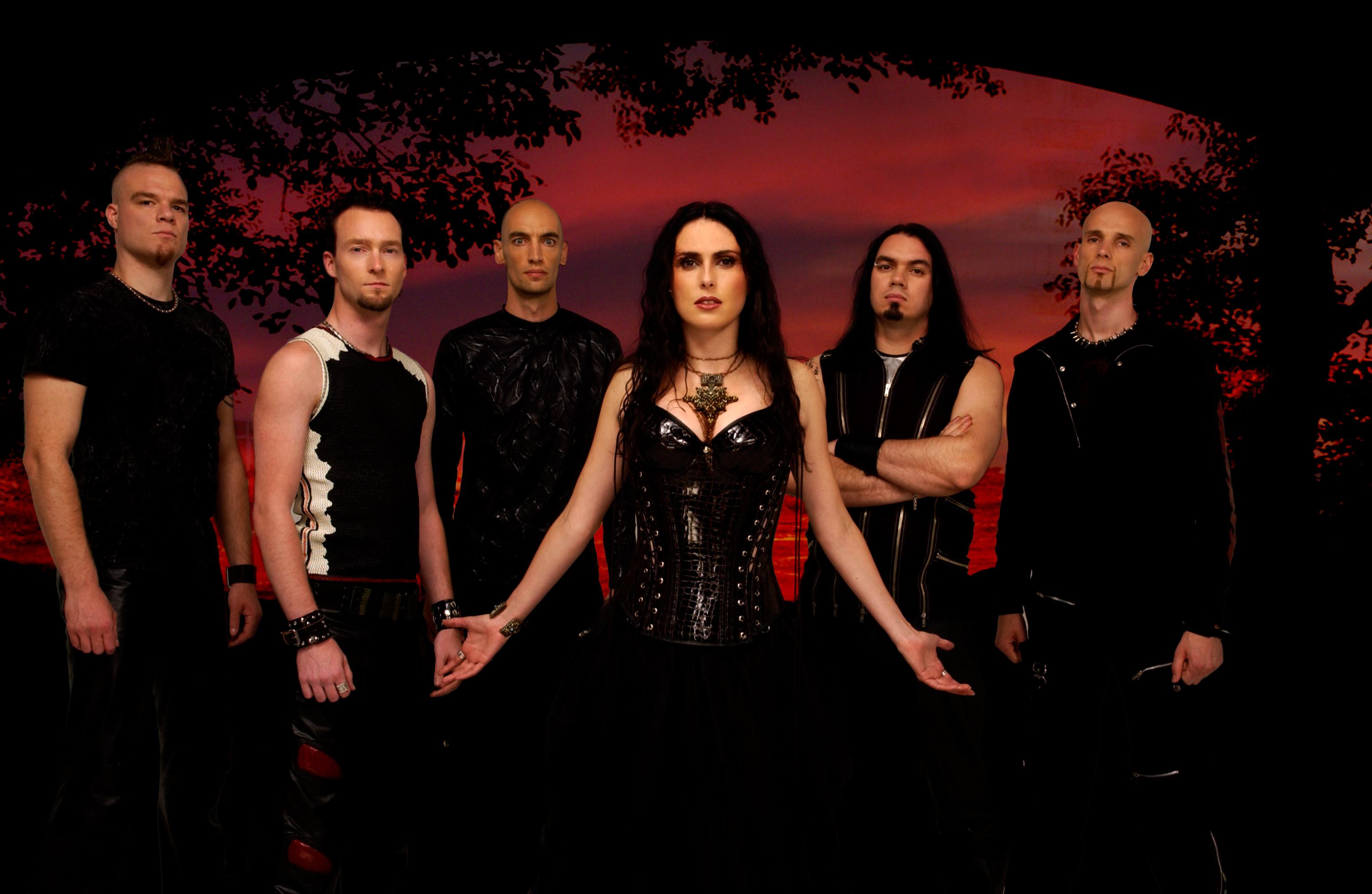 Foto de Within Temptation  número 2607