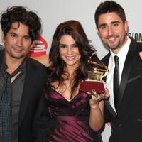 Foto de Alex Ubago, Jorge Villamizar & Lena 92506