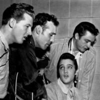 Foto de Elvis Presley, Jerry Lee Lewis, Carl Perkins, Johnny Cash 52586