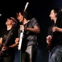 Foto de G3: Satriani / Vai / Johnson 27764