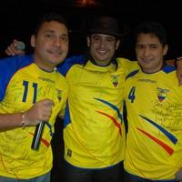 Foto de Jorge Celedon, Nelson Velasquez & Jean Carlos Centeno 26106