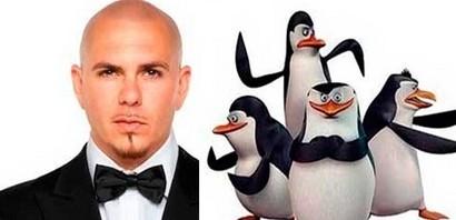 'Celebrate' video de Pitbull con los Pingüinos de Madagascar