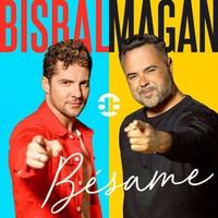 'David Bisbal y Juan Magan rumba veraniega 'Besame'