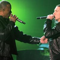 ¡Eminem incendia Londres!