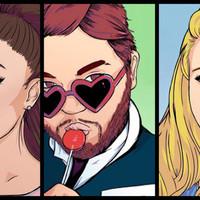 Escucha 'Boys Like You' lo nuevo de Who Is Fancy con Ariana Grande y Meghan Trainor