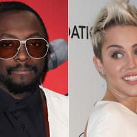 'Fall Down' lo nuevo de Will.i.am con Miley Cyrus