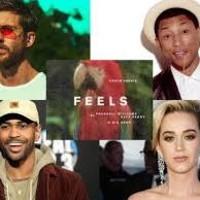 'Feels' hitazo de Calvis Harris con Katy Perry, Pharrell y Big Sean