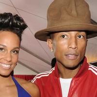 'It's on again' la previa. Alicia Keys, Kendrick Lamar y Pharrell Williams