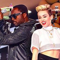 Miley Cyrus repite con Will.i.am en 'Feeling Myself'