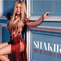 'Nunca me acuerdo de olvidarte' Shakira en español sin Rihanna