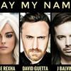 'Say my name' mira el video de Guetta, Bebe Rexha y J.Balvin