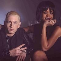 'The Monster' Eminem estrena su video con Rihanna