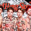 5 Seconds Of Summer sin ropa en la portada de 'Rolling Stone'