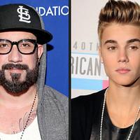 A.J. McLean de los Backstreet quiere ayudar a Bieber