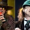 AC/DC tendrá de cantante al líder de Guns N'Roses