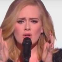 Adele estrena 'Hello' en vivo por primera vez en los NRJ