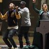 Alicia Keys, Pharrell y Lamar en el video de 'It's on again'