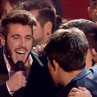 Antonio José ganador de 'La Voz' España
