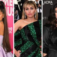 Ariana Grande, Miley Cyrus y Lana Del Rey trio para ' Los Ángeles de Charlie'