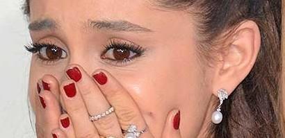 Ariana Grande cancela visita España por el Ébola