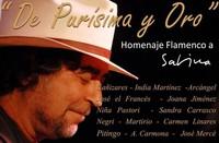 Artistas del flamenco cantan a Sabina