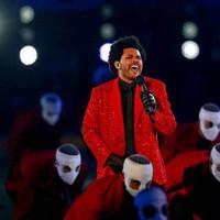 Asi fue el show de The Weeknd en el Super Bowl