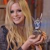 Avril Lavigne consigue 4 premios VEVO Certified