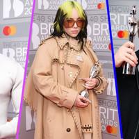 BRIT Awards 2020 ganadores