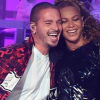 Beyoncé fiesta latina en Coachella con J Balvin y 'Mi gente'