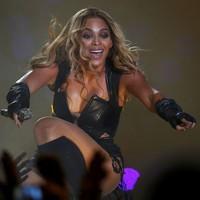 Beyoncé rescatada del escenario de su último show