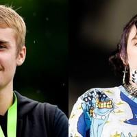 Billie Eilish con Justin Bieber nueva versión de 'Bad guy'