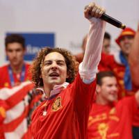 Bisbal Ft Cali & el Dandee al son de la Eurocopa