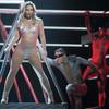 Britney Spears atascada en un árbol en Las Vegas