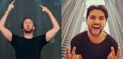 Calvin Harris libera video de 'Burnin' con R3hab