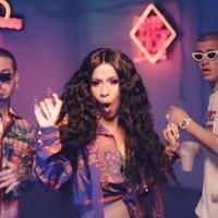 Cardi B 'I like it' feat. J.BaLvin y Bad Bunny #1 Billboard Hot 100