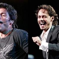 "Chayanne y Marc Anthony juntos en  ""Gigantes tour"""