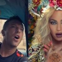 Coldplay y Beyoncé criticados en la India por el video 'Hymn For The Weekend'