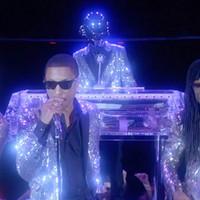 Daft Punk vídeo al completo de 'Lose Yourself to Dance'