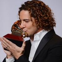 David Bisbal consigue otro Grammy latino