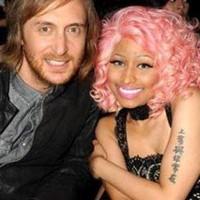 David Guetta volverá al estudio con Nicki Minaj