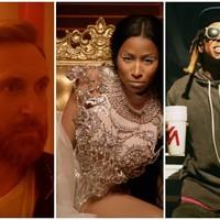 David Guetta y Nicky Minaj estrenan video 'Light My Body Up'