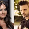 Demi Lovato con Luis Fonsi 'Echame La Culpa'