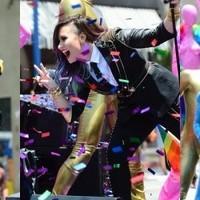 Demi Lovato en pro de la comunidad LGBT