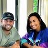 Demi Lovato feliz con su nuevo mánager